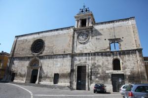 Sulmona:Madonna della Tomba