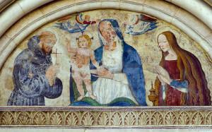 Sulmona: S.Francesco della Scarpa