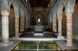 S.Clemente al Vomano:interno