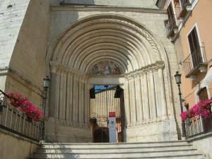 Sulmona: S. Francesco della Scarpa