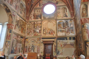 Duomo di Atri: Coro  ( N. Masci)