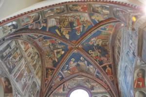 Duomo di Atri: Coro (N. Masci)