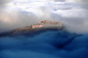 Ocre:Castello (di E.Rainaldi)