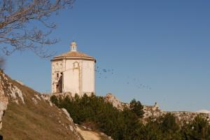 Rocca Calascio: S.Maria della Pietà (E.Rainaldi)