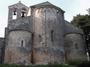 Bominaco: S.Maria Assunta Absidi