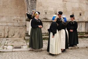 Scanno Costume tipico ( E.Rainaldi)
