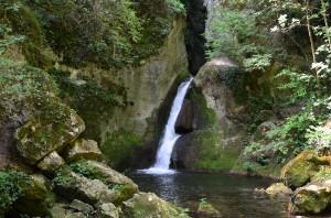 Cascata di Stiffe ( di E. Rainaldi)