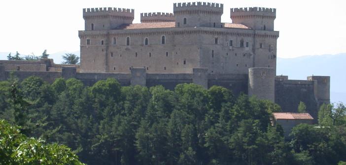 Celano: Castello piccolomini