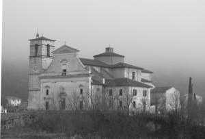 Poggio picenze: chiesa S. Felice (E.Rainaldi)