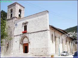 Pescasseroli Chiesa S.Pietro e Paolo